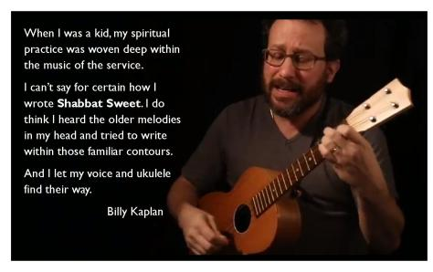 Music as spiritual practice 2