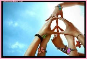 Photo: http://www.yesiknowthat.com/make-peace-yourself/